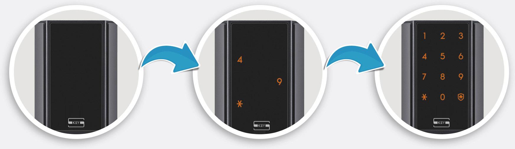 Khoá điện tử Samsung SHP-DH537